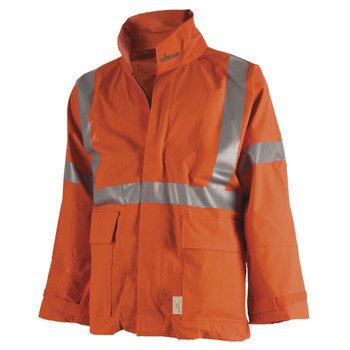 J160 400 Petro-Grad® FR/ARC Rated Safety Jacket | Safetywear.ca