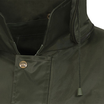 D8120J Waterproof Tree Planter Nailhead Ripstop Jacket | Safetywear.ca