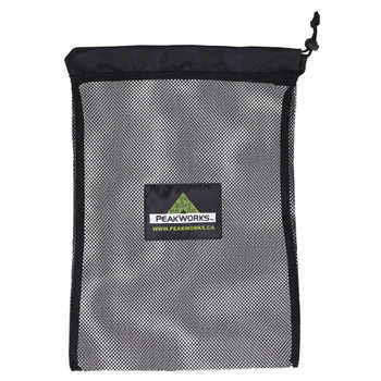 "BAG-001 Large Mesh Harness Bag - 15"" X 12"" (38 cmX 31 cm) 