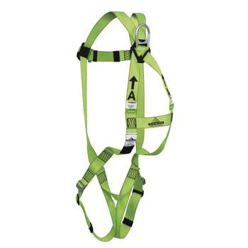 FBH-10002A Compliance Harness - 1D - Class A - Pass-Thur Buckles | Safetywear.ca