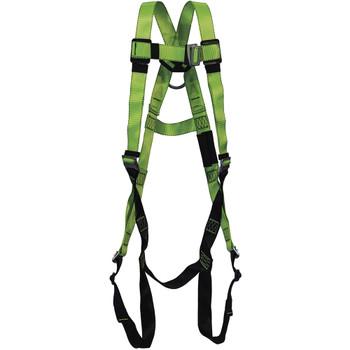 FBH-10000A Contractor Harness - 1D - Class A - Pass-Thur Buckles | Safetywear.ca