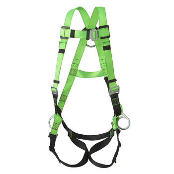 FBH-10000B Contractor Harness - 3D - Class AP - Pass-Thur Buckles | Safetywear.ca