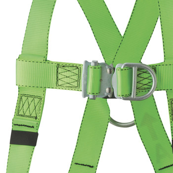 FBH-10000L Contractor Harness - 2D - Class AL - Pass-Thur Buckles | Safetywear.ca