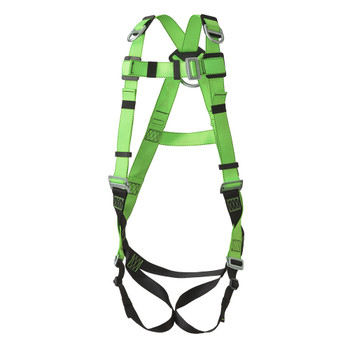 FBH-10000E Contractor Harness - 3D - Class AE - Pass-Thur Buckles   Safetywear.ca