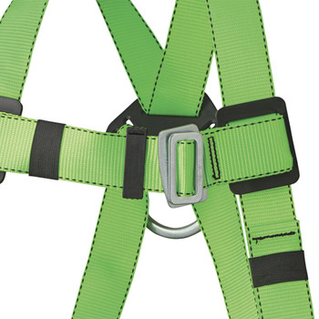 FBH-10020A Contractor Harness - 1D - Class CL. A - Pass-Thur Chest Buckle | Safetywear.ca