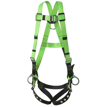FBH-10020B Contractor Harness - 3D - Class CL. AP - Pass-Thur Chest Buckle | Safetywear.ca