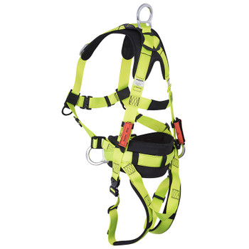 FBH-70110G Peakpro Plus Harness With Positioning Belt | Safetywear.ca
