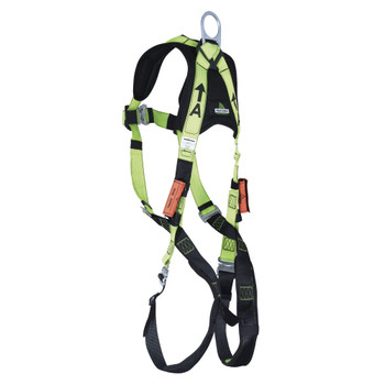 FBH-60110A Peakpor Harness - 1D - Class A - Stab Lock Chest Buckle | Safetywear.ca