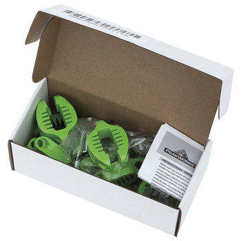 "TT-6000-BULK Flat Clamp - 9/16"" to 1-5/16"" (14 mm to 33 mm)- Bulk 