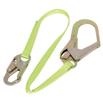 LAN-3402-6 Restraint Lanyard - Snap & Form Hook - 6' (1.8 M) | Safetywear.ca