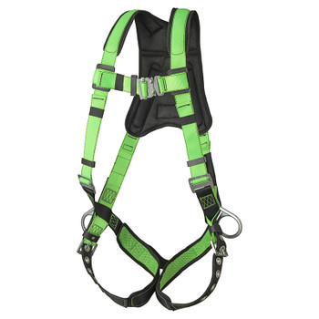 BH-60120B Peakpro Harness - 3D - Class AP - Stab Lock Chest Buckle | Safetywear.ca