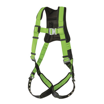 FBH-60110L Peakpro Harness - 2D - Class AL - Stab Lock Chest Buckle | Safetywear.ca