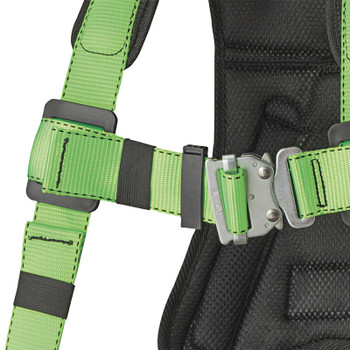 FBH-60110B Peakpro Harness - 3D - Class AP - Stab Lock Chest Buckle | Safetywear.ca