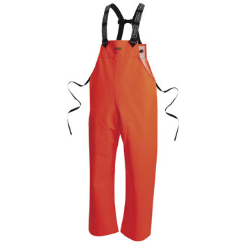 P30 060 FL Snapper® Waterproof Rain Bib Pants - PVC Coated Poly/Cotton | Safetywear.ca