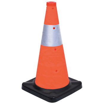 """196 18"""" Collapsible Safety Cone 