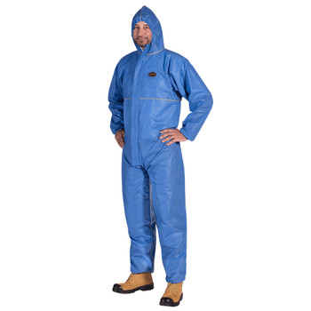 Pioneer 2075 Disposable Flame Resistance SMS Coveralls | Safetywear.ca
