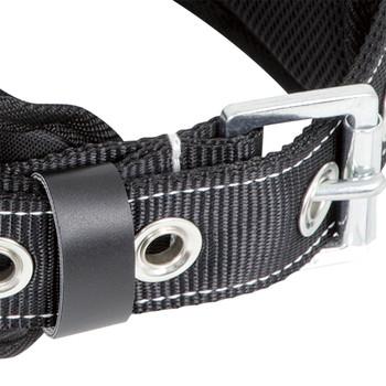 WB-6010-XXL Peakpro Restraint Belt - 1D - Padded Lumbar Support - Size XXL   Safetywear.ca