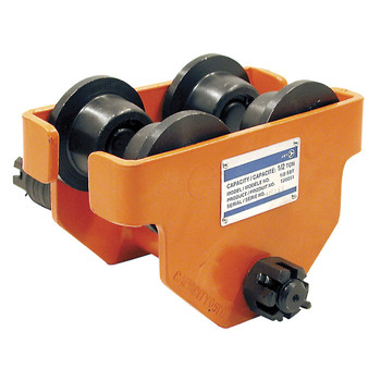 120251 SBT Series Manual Trolley - 1/2 Ton | Safetywear.ca