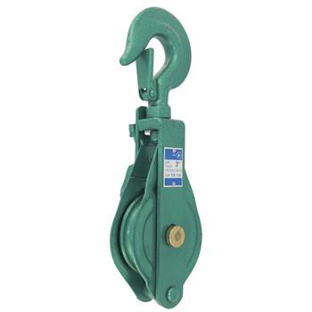 "130108 Snatch Block - Single Sheave - 8"" | Safetywear.ca"