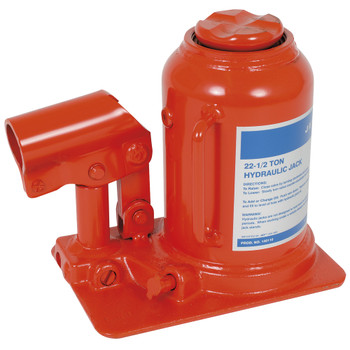 JHJ-22-1/2LP Industrial Bottle Jack - 22-1/2 Ton - Low Profile | Safetywear.ca
