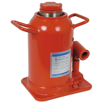 JHJ-60 Industrial Bottle Jack - 60 Ton | Safetywear.ca