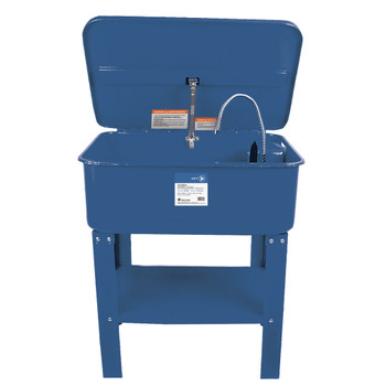 JPW-20 20 Gallon Parts Washer - 41.8 L Working Capacity | Safetywear.ca