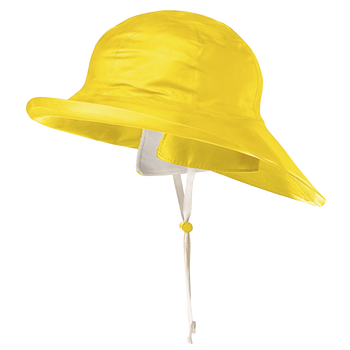Yellow - D5050 Dry King Offshore Traditional Sou'Wester Hat Yellow