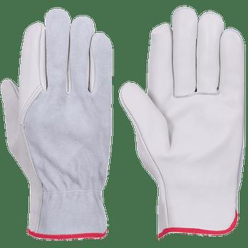 Beige - 535G Goat Skin Driver Gloves | Safetywear.ca