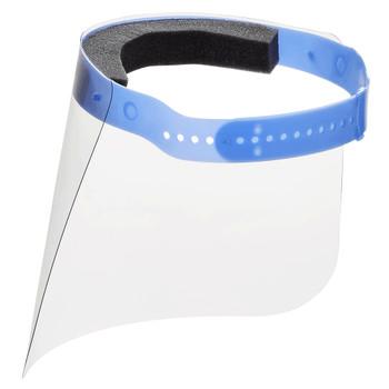 Face Shield - Back, MFS-320 Re-Useable Splash Protection Face Shield | Safetywear.ca