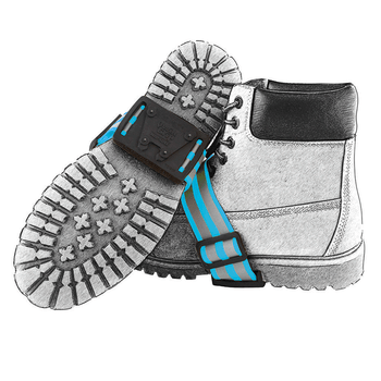 Qwik Grip Mid-Sole Mid Profile Heel - O/S | Safetywear.ca