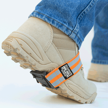 Qwik Grip Mid-Sole Non Defined Heel - O/S | Safetywear.ca