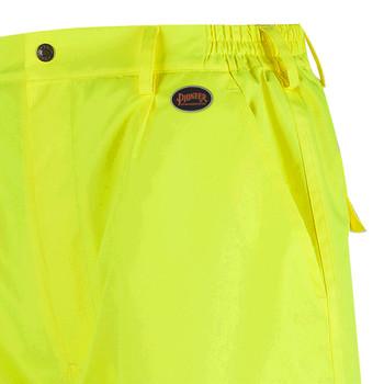 Pioneer 6041 Quebec Winter Insulated Traffic Control Pants - Hi-Viz Yellow | Safetywear.ca