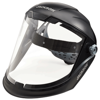 14201 Maxview™ Series - 370 Face Shield - Clear Tint - Anti Fog Coating | Safetywear.ca