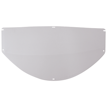 14214 Maxview™ Replacement Window - Clear Tint - Uncoated Polycarbonated | Safetywear.ca