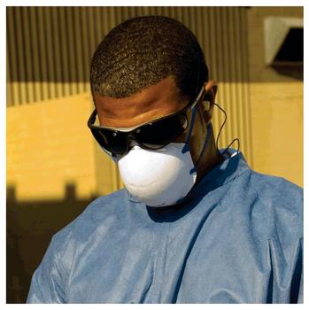 64230 Jackson R10 N95 Particulate Respirator (8 Pack) | Safetywear.ca