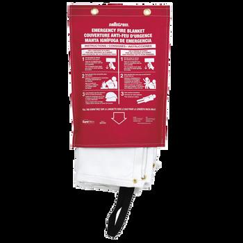 Sellstorm 100% Fiberglass High-Temp Emergency Fire Blanket | Safetywear.ca