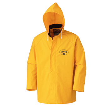 Yellow - 571 Flame Resistant PVC Rain Suit