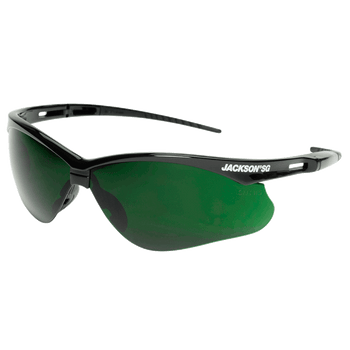 Jackson SG Series Premium Safety Glasses - IR 5.0 Hardcoat Anti-Scratch Coating (12 Pack) | Safetywear.ca