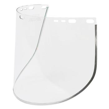 "Jackson F20 Polycarbonate Face Shields - 9""x15.5""x0.04"" - Clear | Safetywear.ca"