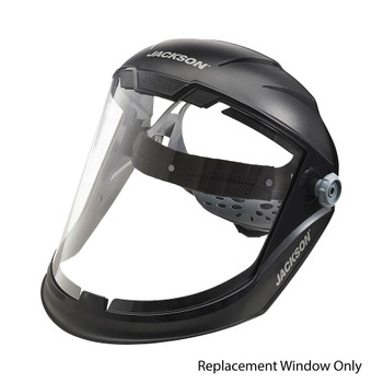 Jackson Maxview™ Series - Replacement Window - Clear Tint - Anti-Fog | Safetywear.ca