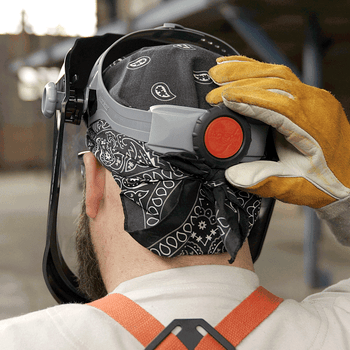 Jackson Maxview™ Series - 370 Speed Dial™ Replacement Face Shield Headgear | Safetywear.ca