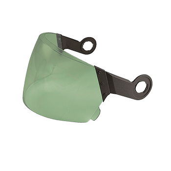 """Jackson Quad 500® Series - Replacement Shade 5IR Visor for all Quad™ 500 Models - 4.37"""" x 9.25"""" x 0.070"""" 