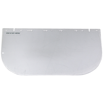 """Sellstorm Replacement Window for 390 Series Face Shield - 8""""x16"""" - Uncoated 