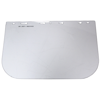 """Sellstorm Replacement Window for 390 Series Face Shield - 8""""x12"""" - Anti Fog 