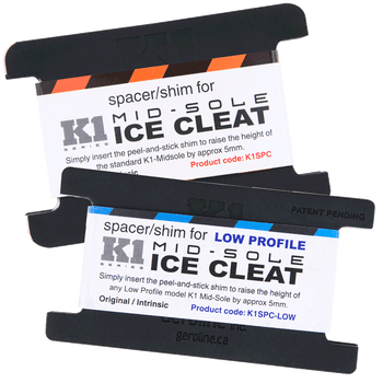 K1 Traction Aid Accessories - Ice Cleat Spacer | Safetywear.ca