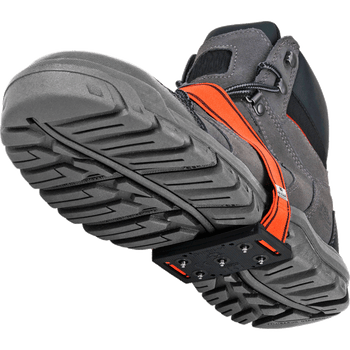 K1 Traction Aid Accessories - Mid-Sole Ice Cleat - Low Profile - Hi-Viz Strap | Safetywear.ca
