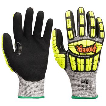 Pioneer Level A5 & Cut & Puncture Resistant Gloves - TPR | Safetywear.ca