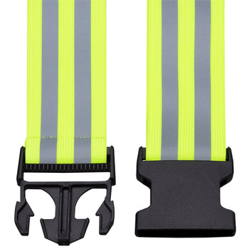 Pioneer 1148 Adjustable Elastic Safety Reflective Belt - O/S | Safetywear.ca