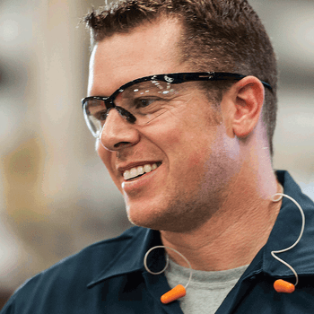 Jackson Corded Disposable Ear Plug 31DB NRR | Safetywear.ca