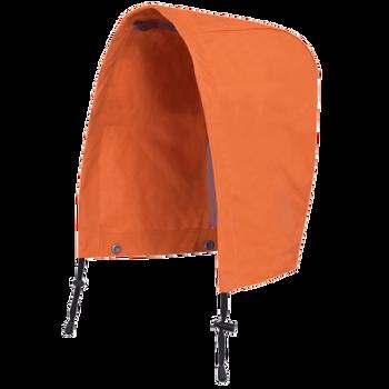 Product - Ranpro Petro-Gard® Flame Resistant/ARC Rated Hoods - Hi-Viz Orange | Safetywear.ca